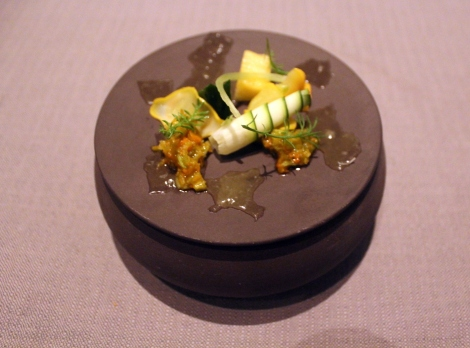 grace michelin star food review restaurant chicago @sssourabh