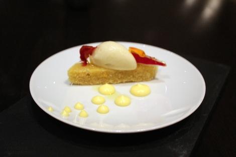 acadia chicago michelin star restaurant review vegetarian travel @sssourabh