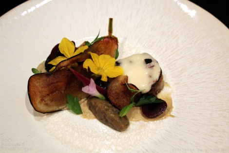 acadia chicago michelin star restaurant review vegetarian travel @sssourabh