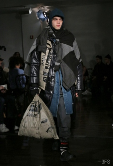 n hoolywood new york fashion week mens nyfwm menswear fw17 @sssourabh