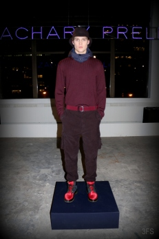 zachary prell new york fashion week mens nyfwm nyfw menswear runway @sssourabh
