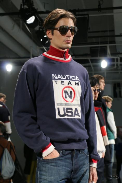 nautica new york fashion week mens nyfwm nyfw menswear @sssourabh