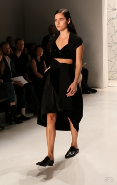 noon by noor new york fashion week nyfw womenswear runway @sssourabh