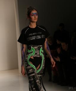 namilia fw17 new york fashion week runway nyfw @sssourabh