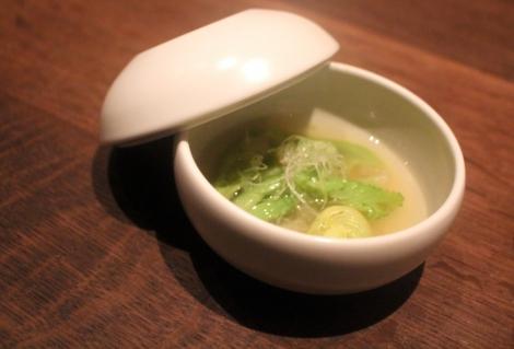 michelin star tasting menu benu san francisco travel @sssourabh