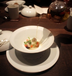 michelin star tasting menu benu san francisco travel @sssourabh