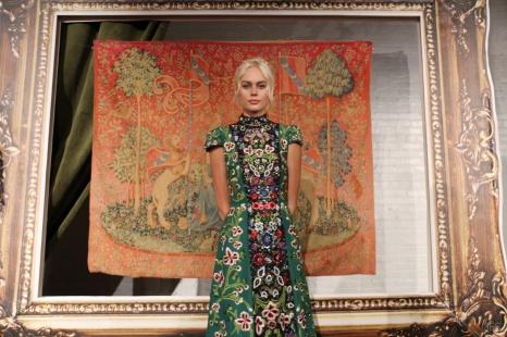 alice and olivia fw17 nyfw new york fashion week runway womenswear @sssourabh