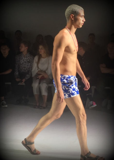 parke and ronen parkeronen underwear swimwear male models new york fashion week mens nyfwm nyfw @sssourabh