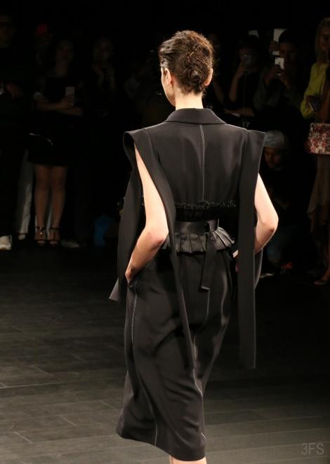 taoray wang runway womenswear nyfw new york fashion week @sssourabh