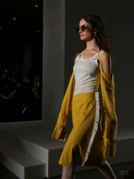 calvin luo runway womenswear menswear nyfw new york fashion week @sssourabh