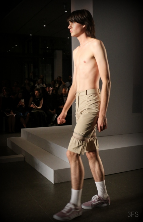 calvin luo runway womenswear menswear nyfw new york fashion week @sssourabh