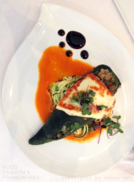 french mexican food review restaurant michelin star chicago travel @sssourabh