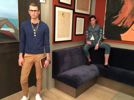 christopher lowman male models new york fashion week mens nyfwm nyfw @sssourabh