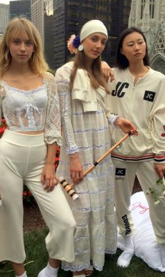 juicy couture presentation new york fashion week womenswear menswear nyfw @sssourabh