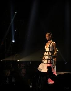 philipp plein ss18 nyfw new york fashion week menswear womenswear neon nightlife runway nicki minaj future dita von teese @sssourabh
