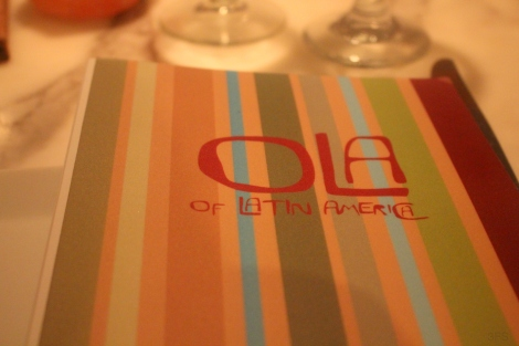 ola miami latin food review critic restaurant travel south beach southbeach artbasel @sssourabh