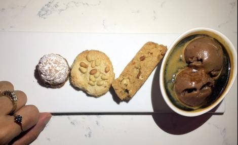 pskitchen new york hellskitchen newyork plantbased vegetarian dessert food critic foodcritic vegan @sssourabh