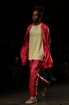 custo barcelona ss18 nyfw new york newyork fashion week womenswear menswear runway custobarcelona @sssourabh