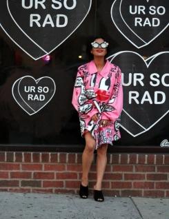 wacky wacko print all over me menswear womenswear genderfluid genderneutral gender unisex street style art @sssourabh