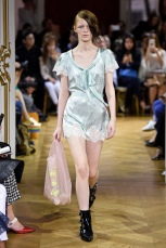 john galliano ss18 pfw paris fashion week womenswear runway travel @sssourabh