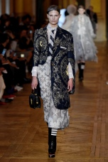 thom browne ss18 pfw paris fashion week womenswear runway travel @sssourabh
