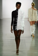 christiancowan christian cowan designer womenswear nyfw newyork runway nightlife @sssourabh
