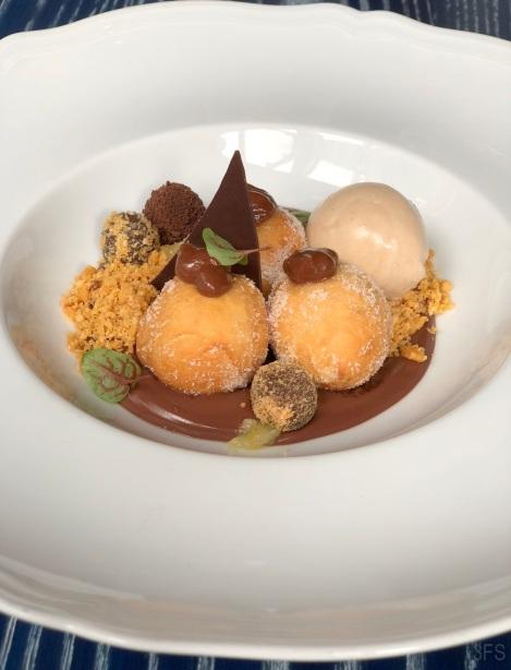 michelinstar michelin star lasirena la sirena new york newyork dessert desserttasting tastingmenu tasting foodcritic foodreview food review @sssourabh