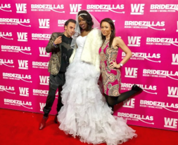 We TV Bridezilla Premiere Times Square, New York