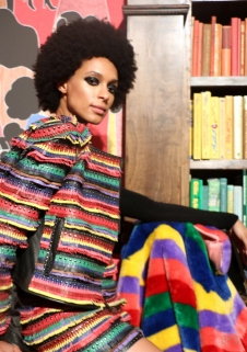 aliceandolivia alice and olivia nyfw newyork fashionweek fashion @sssourabh
