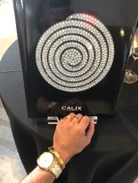 CALIX – MASSIMO PALMIERO – JEWELS guggenheim launch jewelry @sssourabh