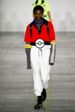 aliceinwonderland wonderland bobbyabley pikachu pokeman fashion fashionweek menswear lfw lfwm london runway womenswear fw19 aw19 @sssourabh