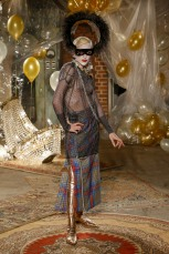 charlesjeffrey charles jeffrey loverboy fashion fashionweek menswear lfw lfwm london runway womenswear fw19 aw19 @sssourabh