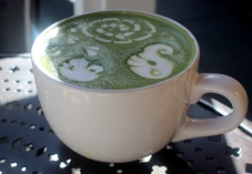urthcafe urth cafe matcha tiramisu food foodreview foodie foodcritic la losangeles westhollywood melrose @sssourabh